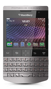 Image of BlackBerry Porsche Design P9981 Mobile
