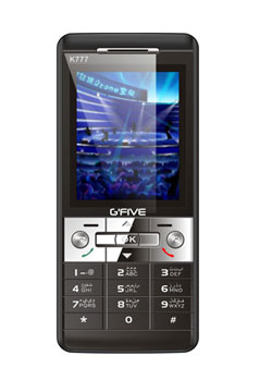 Image of GFive K777 Mobile