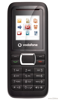 Image of Vodafone Mobiles 247 Solar Mobile