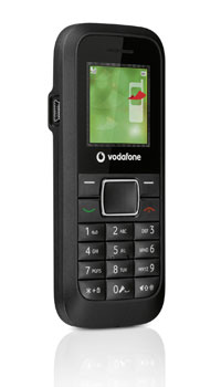 Image of Vodafone Mobiles 252 Mobile