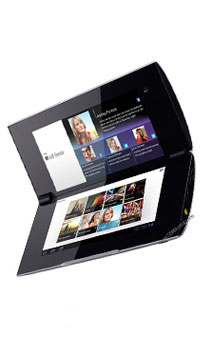 Image of Sony Tablet P Mobile