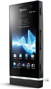 Image of Sony Xperia U Mobile