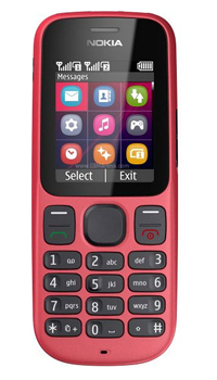 Image of Nokia 101 Mobile
