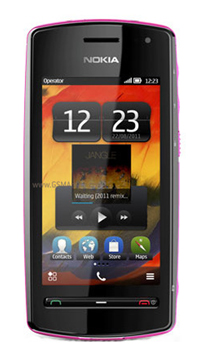 Image of Nokia 600 Mobile