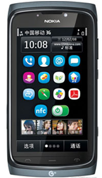 Image of Nokia 801T Mobile