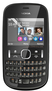 Image of Nokia Asha 200 Mobile