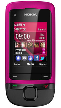 Image of Nokia C2 05 Mobile