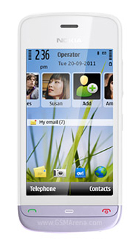 Image of Nokia C5 05 Mobile