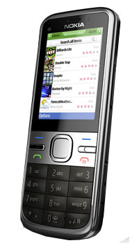 Image of Nokia C5 5MP Mobile