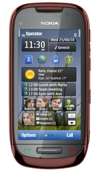 Image of Nokia C7 Mobile