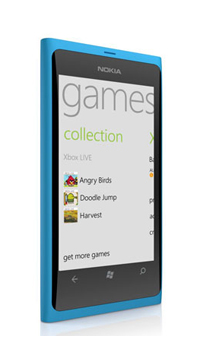 Image of Nokia Lumia 800 Mobile