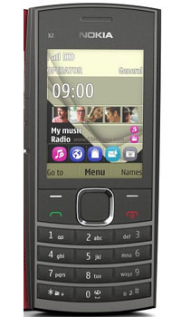 Image of Nokia X2 05 Mobile