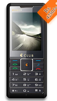 Image of Club X1 Mobile