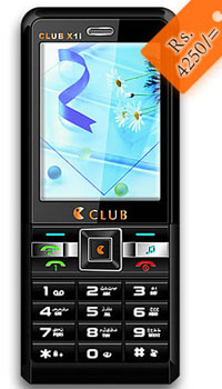 Image of Club X1i Mobile