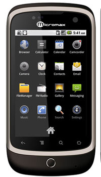 Image of Micromax A70 Mobile