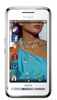 Image of Spice Mobile S 7000 Mobile