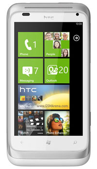 Image of HTC Radar Mobile