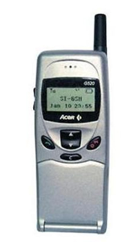 Image of Acer Mobile G520 Mobile