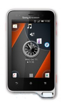 Image of SonyEricsson Xperia active Mobile
