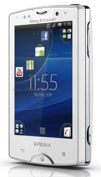 Image of SonyEricsson Xperia mini pro Mobile