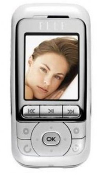 Image of Alcatel Mobile ELLE GlamPhone Mobile