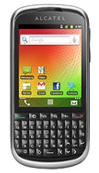 Image of Alcatel Mobile OT 915 Mobile