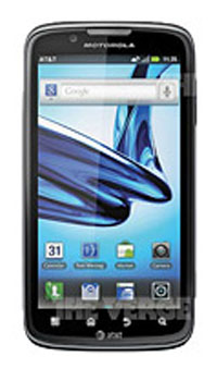 Image of Motorola ATRIX 2 Mobile