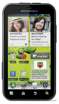 Image of Motorola DEFY Plus Mobile