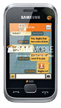 Image of Samsung C3312 Duos Mobile