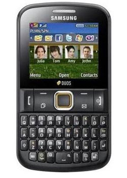 Image of Samsung Ch@t 222 Mobile