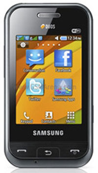 Image of Samsung E2652 Champ Duos Mobile