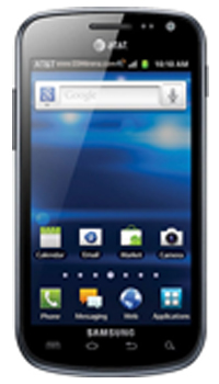 Image of Samsung Exhilarate Mobile