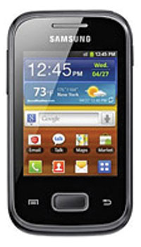 Image of Samsung Galaxy Pocket Mobile