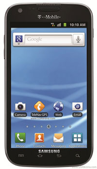 Image of Samsung Galaxy S II T Mobile Mobile