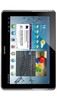 Image of Samsung Galaxy Tab 2 10.1 Mobile