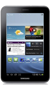 Image of Samsung Galaxy Tab 2 7.0 Mobile