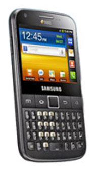 Image of Samsung Galaxy Y Pro Duos Mobile