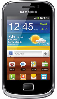 Image of Samsung Galaxy mini 2 S6500 Mobile