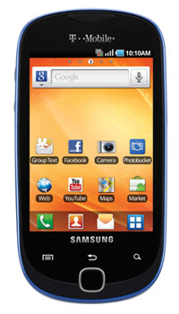 Image of Samsung Gravity Smart Mobile