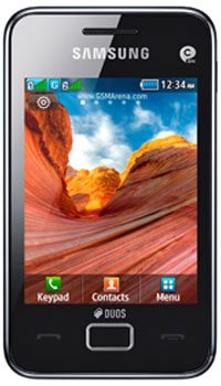 Image of Samsung Star 3 Duos S5222 Mobile