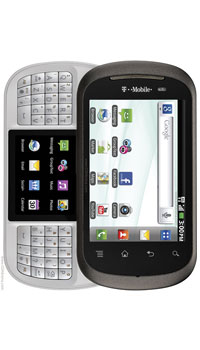 Image of LG DoublePlay Mobile