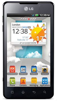 Image of LG Optimus 3D Max Mobile