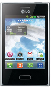 Image of LG Optimus L3 E400 Mobile