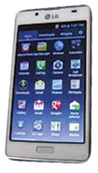 Image of LG Optimus L7 P700 Mobile