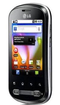 Image of LG Optimus Life P350 Mobile