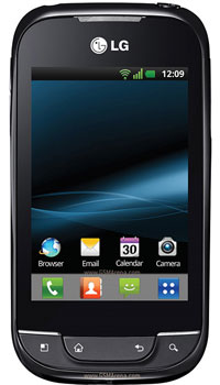 Image of LG Optimus Net Mobile