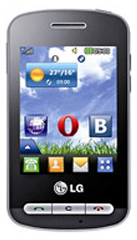 Image of LG T315 Mobile