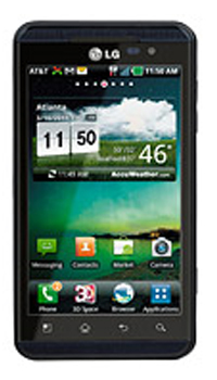 Image of LG Thrill 4G Mobile