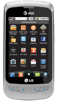 Image of LG Thrive Mobile