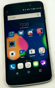 Image of Alcatel Mobile Idol 3 (4.7) Mobile